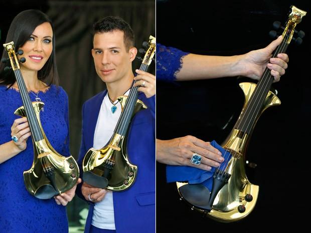 FUSE Violinos Dourados
