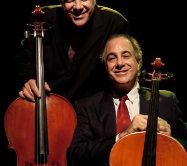 Duo Santoro faz concertos na Sala Cecília Meireles