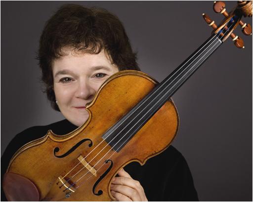 Masterclass de Violino com Eva Szekely