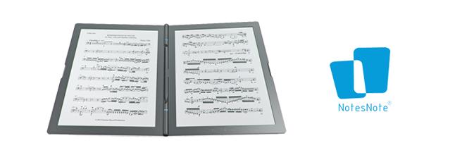 NotesNote  Um leitor de partituras para músicos