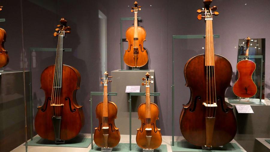Coleção Violinos